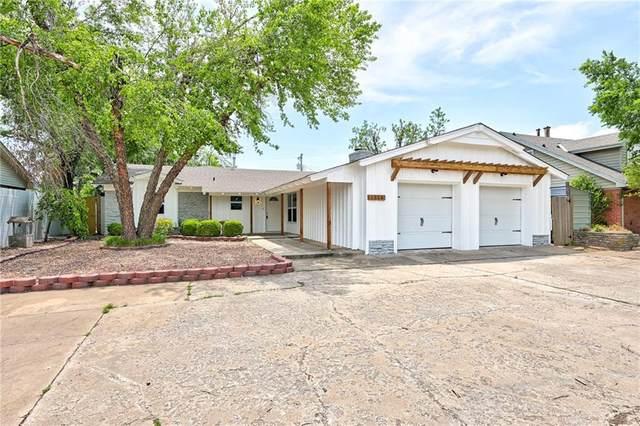 1516 NW 88th Street, Oklahoma City, OK 73114 (MLS #956983) :: Homestead & Co