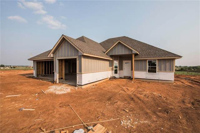 2295 County Road 1335, Blanchard, OK 73010 (MLS #957024) :: Sold by Shanna- 525 Realty Group