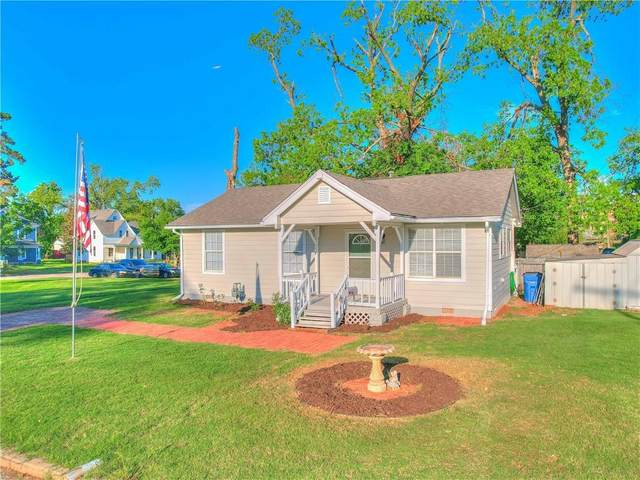 217 S Oak Street, Guthrie, OK 73044 (MLS #957094) :: Maven Real Estate