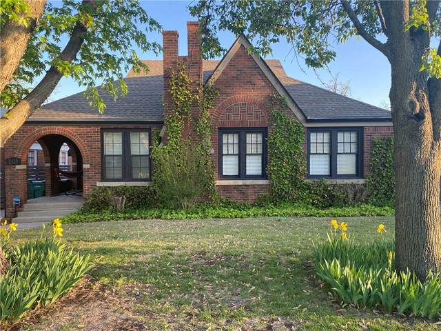 2420 NW 12th Street, Oklahoma City, OK 73107 (MLS #957209) :: Keller Williams Realty Elite