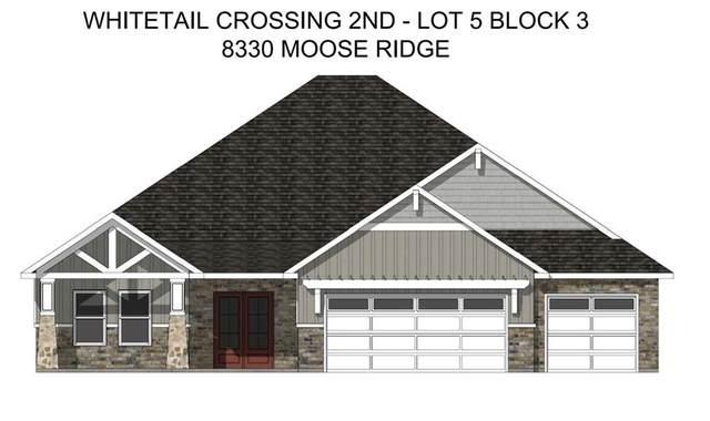8330 Moose Ridge Street, Guthrie, OK 73044 (MLS #957215) :: Keller Williams Realty Elite