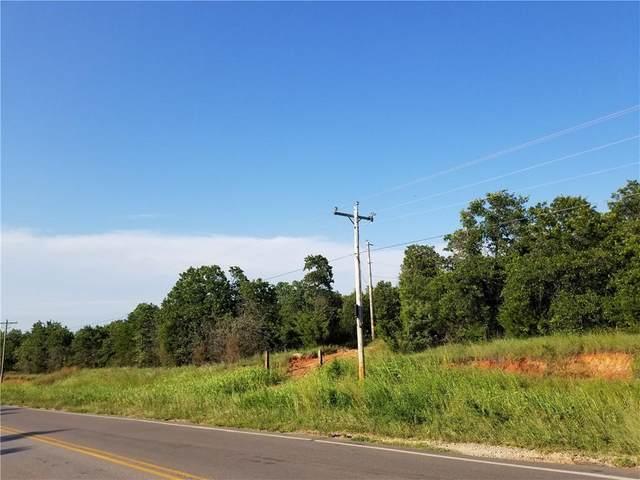 13400 S Harrah Road, McLoud, OK 74851 (MLS #957297) :: Meraki Real Estate