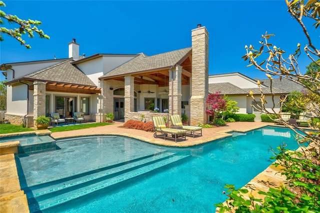 2433 NW Grand Circle, Oklahoma City, OK 73116 (MLS #957596) :: Sold by Shanna- 525 Realty Group