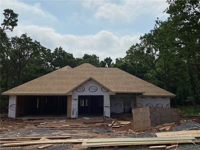 9584 Pastoral Drive, Guthrie, OK 73044 (MLS #957744) :: The UB Home Team at Whittington Realty