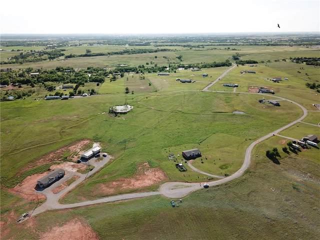 1401 County Road 1345, Chickasha, OK 73018 (MLS #958257) :: Keller Williams Realty Elite
