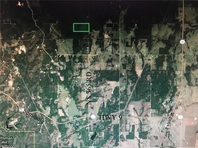 N 3650 Road, Wewoka, OK 74884 (MLS #958482) :: Homestead & Co
