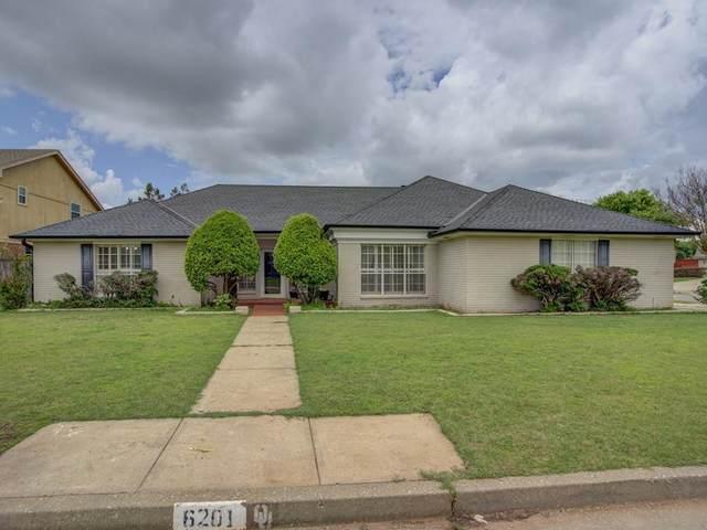 6201 Winfield Drive, Oklahoma City, OK 73162 (MLS #958535) :: Keller Williams Realty Elite