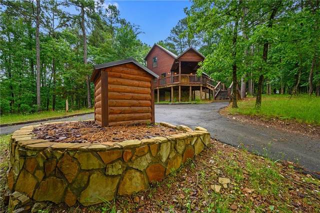 95 SW Split Shot Circle, Broken Bow, OK 74728 (MLS #958543) :: Sold by Shanna- 525 Realty Group