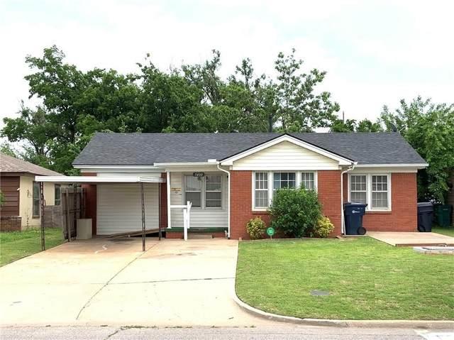 5400 S Agnew Avenue, Oklahoma City, OK 73119 (MLS #958716) :: Homestead & Co