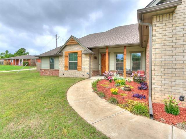 315 Loran Lane, Choctaw, OK 73020 (MLS #958898) :: The UB Home Team at Whittington Realty