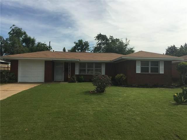 4369 Woodedge Drive, Del City, OK 73115 (MLS #958939) :: Meraki Real Estate