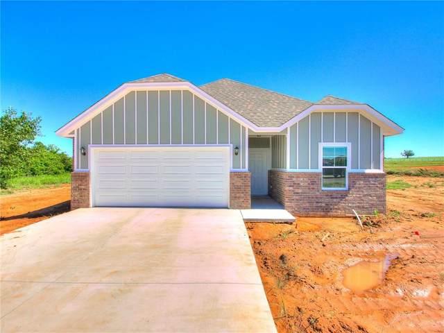 1221 Round Leaf Road, Edmond, OK 73034 (MLS #959010) :: Maven Real Estate