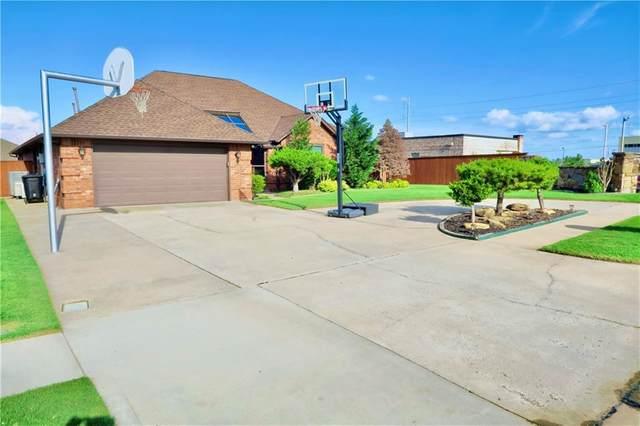 400 S Ramblin Oaks Drive, Moore, OK 73160 (MLS #959172) :: ClearPoint Realty