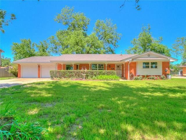 2625 Butler Drive, Norman, OK 73069 (MLS #959448) :: Homestead & Co