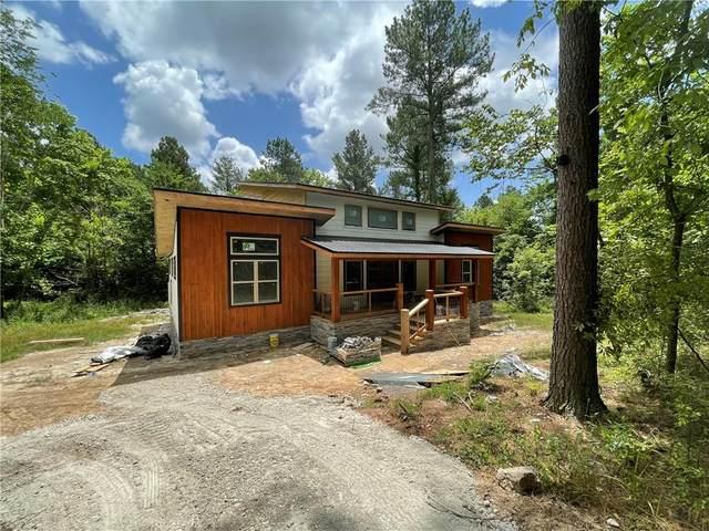 6 Eagle Mountain Road, Broken Bow, OK 74728 (MLS #959449) :: ClearPoint Realty