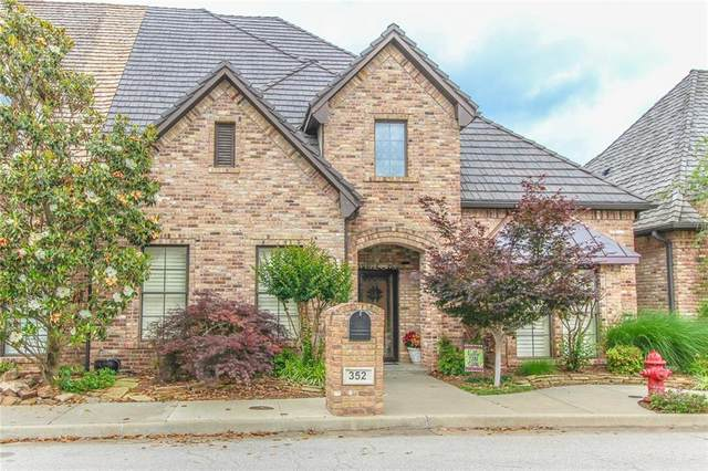 352 Saint Clair Drive, Norman, OK 73072 (MLS #959455) :: Homestead & Co