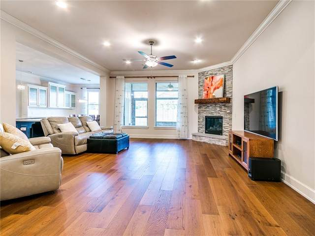 2224 NW 187th Street, Edmond, OK 73012 (MLS #959878) :: Homestead & Co
