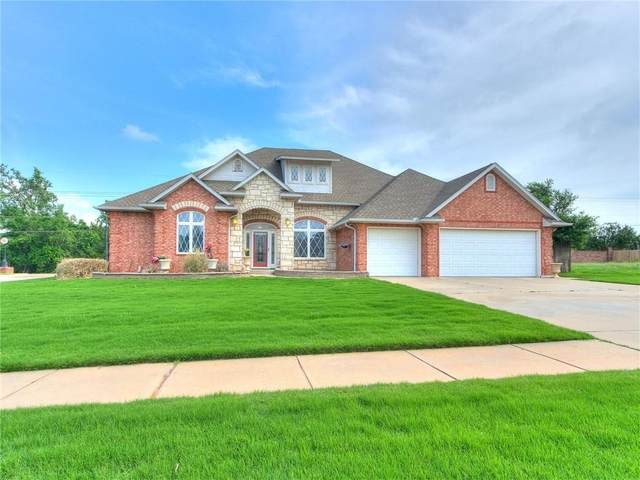 2325 W Mickey Drive, Mustang, OK 73064 (MLS #959906) :: Maven Real Estate