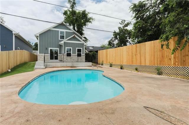 604 S Littler Avenue, Edmond, OK 73034 (MLS #960058) :: Homestead & Co