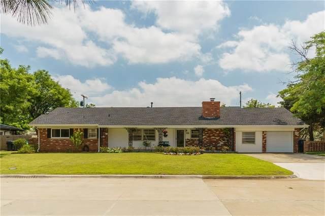 3112 NW 68th Street, Oklahoma City, OK 73116 (MLS #960227) :: The UB Home Team at Whittington Realty