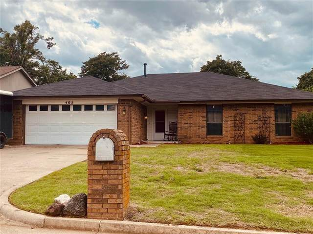 405 Bent Tree Drive, Midwest City, OK 73130 (MLS #960311) :: ClearPoint Realty