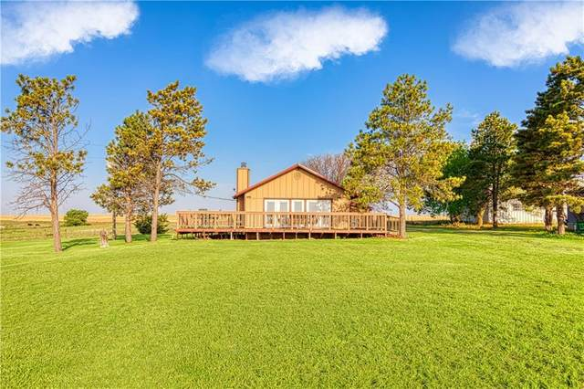 1193 Panther Creek Road, Foss Lake, OK 73647 (MLS #960324) :: The UB Home Team at Whittington Realty