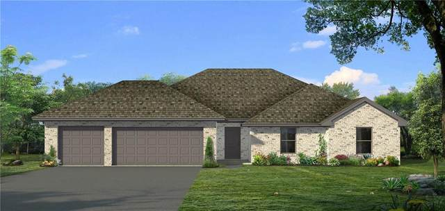 9542 Pastoral Drive, Guthrie, OK 73044 (MLS #960415) :: The UB Home Team at Whittington Realty