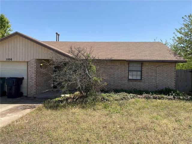 1100 SW 102nd Street, Moore, OK 73139 (MLS #960550) :: Homestead & Co