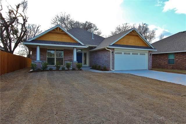 8709 SW 40th Terrace, Oklahoma City, OK 73179 (MLS #960766) :: The UB Home Team at Whittington Realty