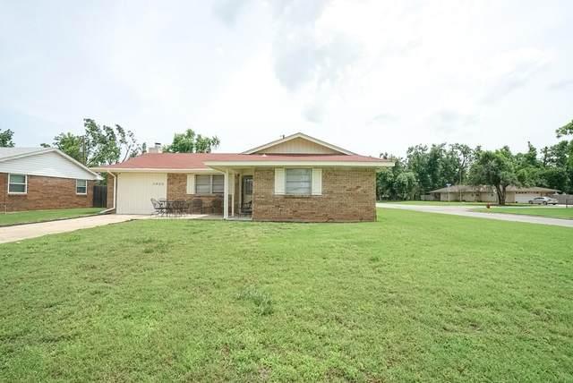 3400 N Markwell Avenue, Bethany, OK 73008 (MLS #960771) :: Homestead & Co