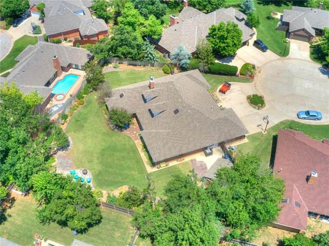 11833 Lanceshire Circle, Oklahoma City, OK 73162 (MLS #960807) :: ClearPoint Realty