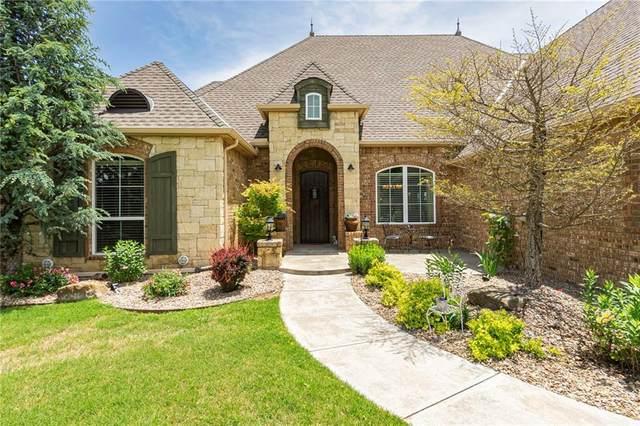 9516 Towry Court, Oklahoma City, OK 73165 (MLS #960863) :: Homestead & Co