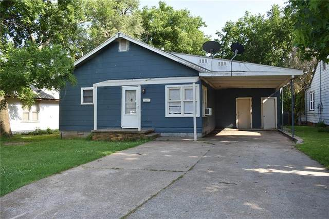 809 W Wilson Avenue, Seminole, OK 74868 (MLS #960888) :: Homestead & Co