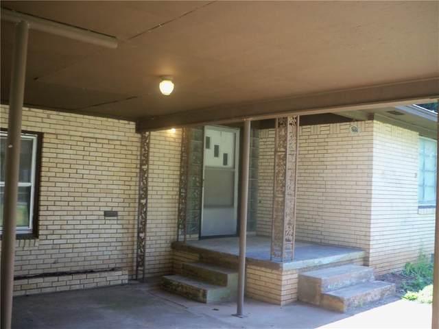 506 W Chickasaw Street, Lindsay, OK 73052 (MLS #960892) :: Erhardt Group at Keller Williams Mulinix OKC