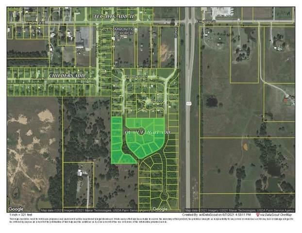 000 Timber Ridge & Cedar Lane Streets, Tecumseh, OK 74873 (MLS #960972) :: Keller Williams Realty Elite