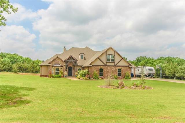 340 Spring Road, Noble, OK 73068 (MLS #961043) :: ClearPoint Realty