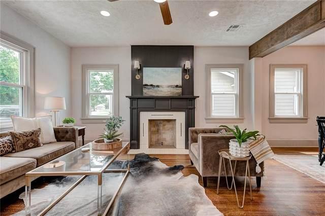 2027 NW 17th Street, Oklahoma City, OK 73106 (MLS #961153) :: Homestead & Co
