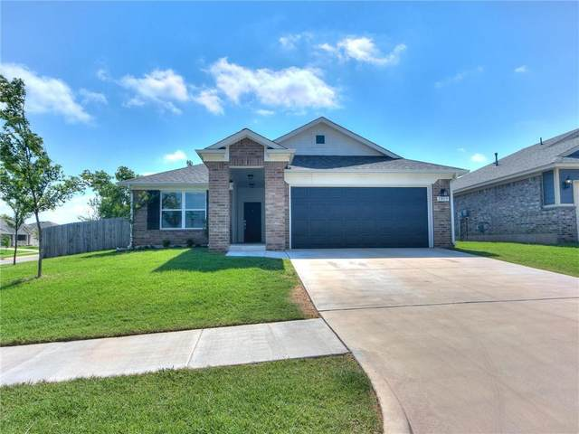 2809 Leopard Lily Drive, Norman, OK 73069 (MLS #961241) :: Maven Real Estate