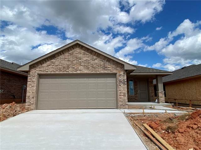 4708 Crystal Hill Drive, Oklahoma City, OK 73179 (MLS #961430) :: ClearPoint Realty