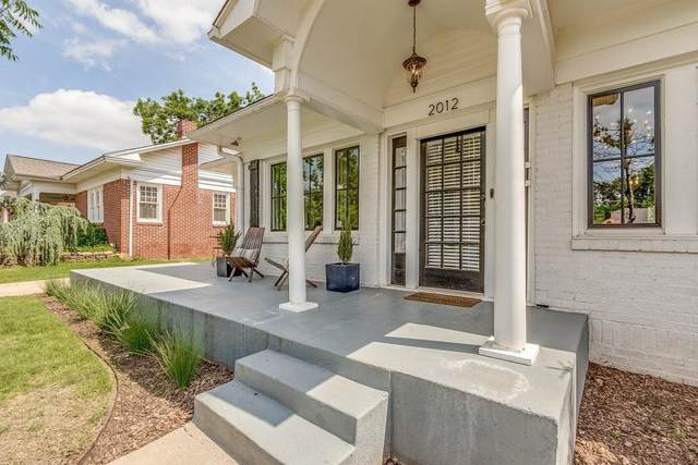 2012 NW 20th Street, Oklahoma City, OK 73106 (MLS #961506) :: Homestead & Co