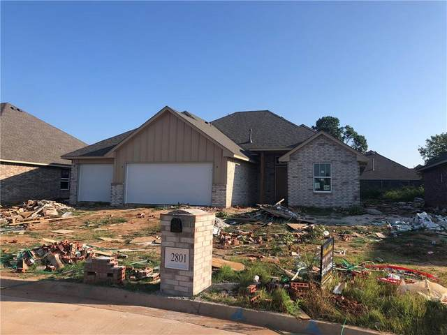 2801 Summit Crossing Parkway, Norman, OK 73071 (MLS #961540) :: Sold by Shanna- 525 Realty Group