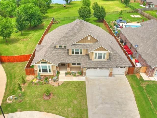 3107 Venice Court, Norman, OK 73071 (MLS #961551) :: Meraki Real Estate