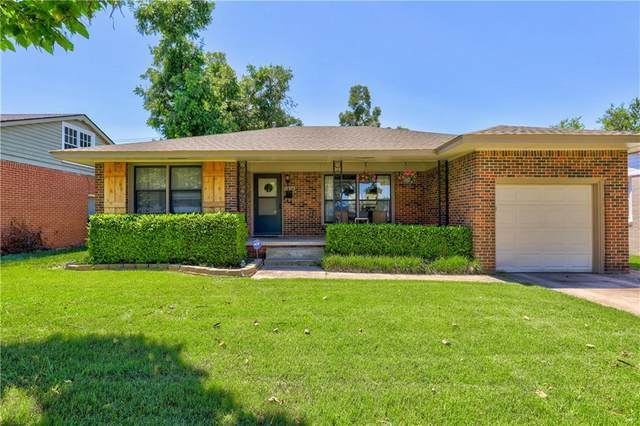 1816 Churchill Way, The Village, OK 73120 (MLS #961642) :: ClearPoint Realty