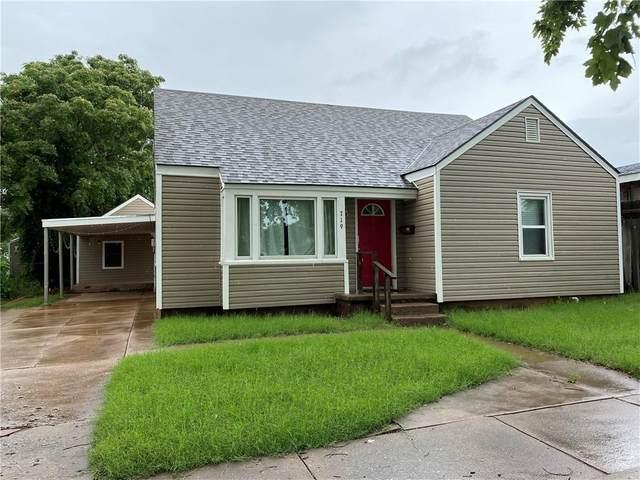 719 N Caddo Street, Weatherford, OK 73096 (MLS #961707) :: ClearPoint Realty