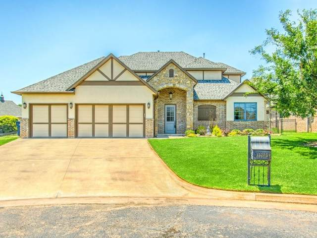 15705 Cambria Court, Edmond, OK 73013 (MLS #961776) :: ClearPoint Realty