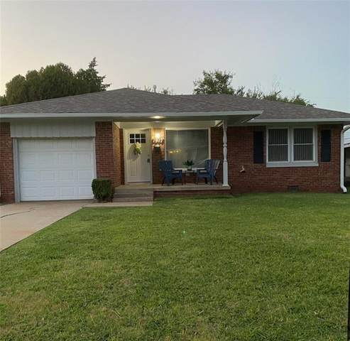 1917 Brighton Avenue, The Village, OK 73120 (MLS #961842) :: ClearPoint Realty