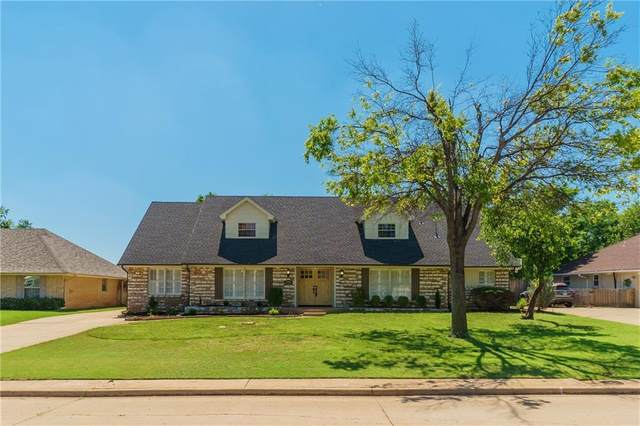 12316 Blue Sage Road, Oklahoma City, OK 73120 (MLS #961915) :: ClearPoint Realty