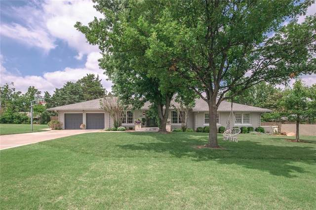 1625 Queenstown Road, Nichols Hills, OK 73116 (MLS #961916) :: The UB Home Team at Whittington Realty