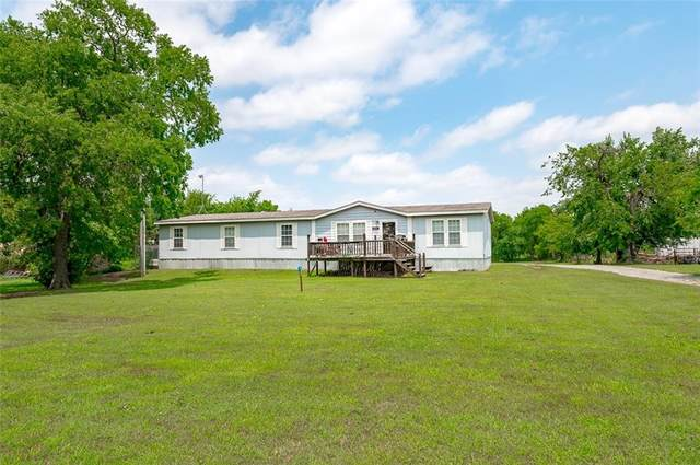 524 E Central Avenue, Tryon, OK 74875 (MLS #961967) :: The UB Home Team at Whittington Realty