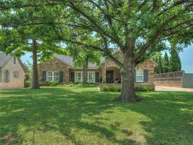 1228 Marlboro Lane, Nichols Hills, OK 73116 (MLS #962067) :: ClearPoint Realty